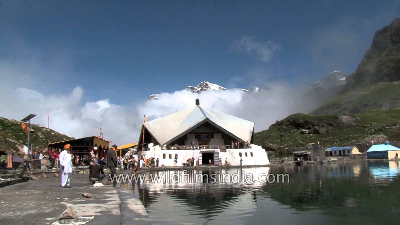 Gurudwara Wallpaper Hd Gurudwara Sri Hemkunt Sahib Ji Youtube