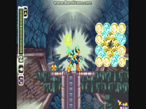 Mega Man Zero 4 All Ex-Skills