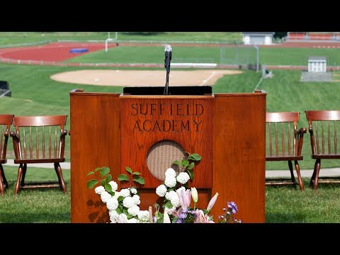 Suffield Academy 186th Commencement