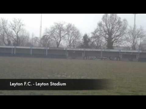 [GLI STADI DI LONDRA #19] Leyton F.C. - Leyton Stadium