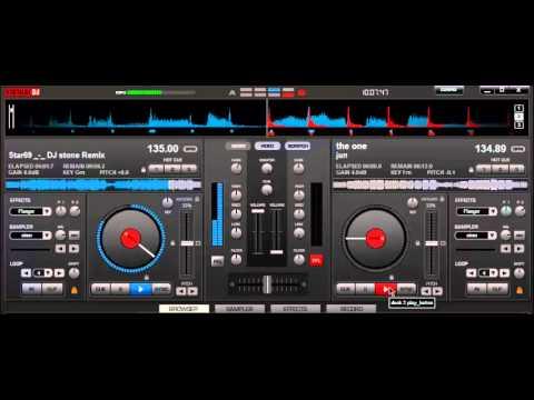 Huớng dẫn mix nhạc trên Virtual DJ và cách để dư âm bài hát DJ BeNhi