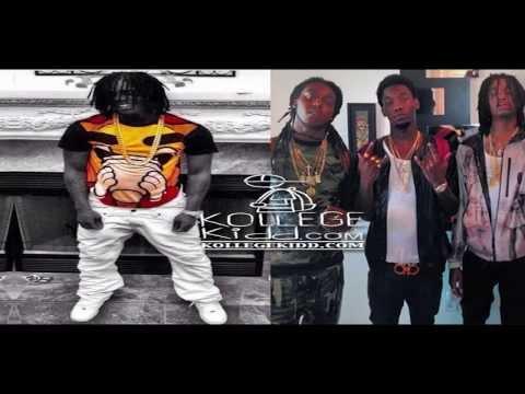 Chief Keef Blasts Migos For Alleged Sneak Diss In Song 'Brokanese' | @kollegekidd
