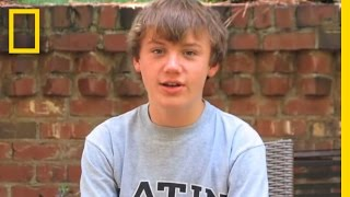 National Geographic Bee 2012 - NC Finalist