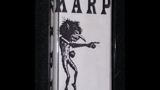 K·A·R·P  (1st demo tape)