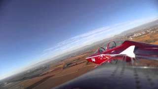 Alenia Aermacchi M-346 RC Jet near Udine