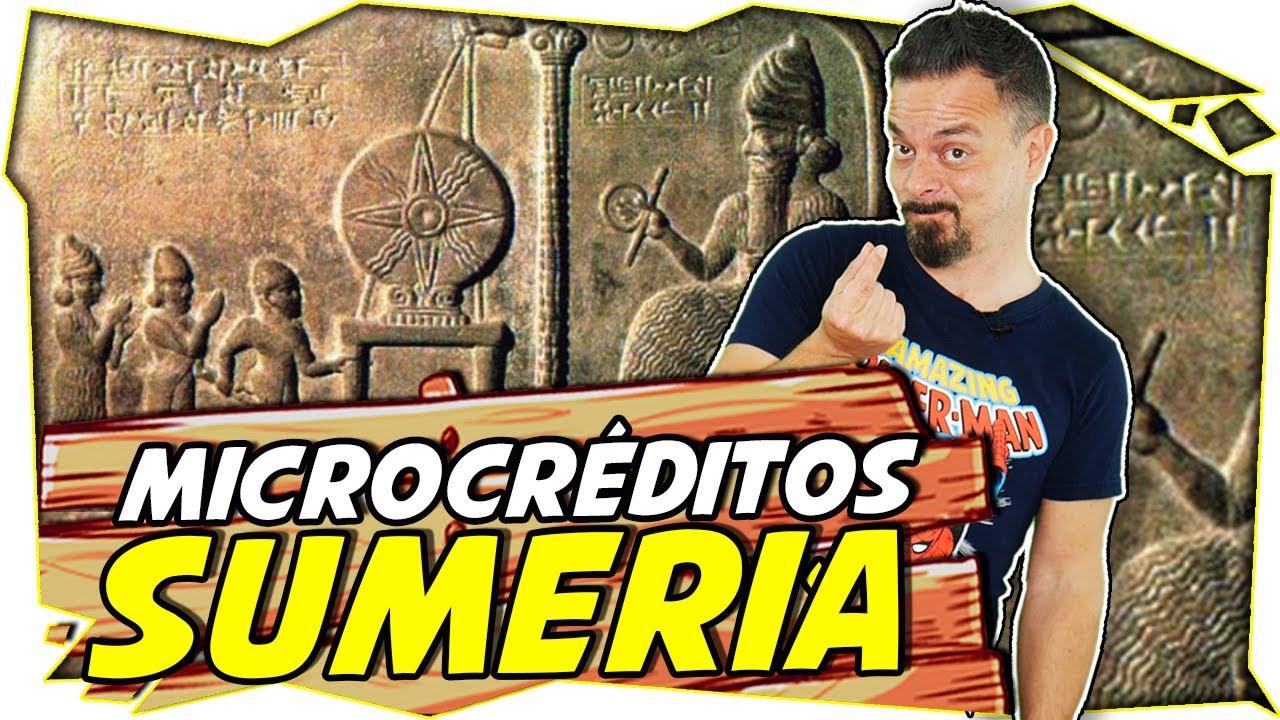 Origen de los Microcréditos en Sumeria | Historias de la Historia