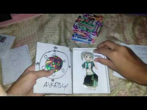 Aikatsu phone handmade:)