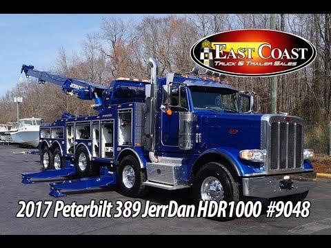 *SOLD* - 2017 Peterbilt 389 HDR1000 Rotator - Stock#9048N