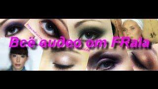 Уроки макияжа сайта FRaIa