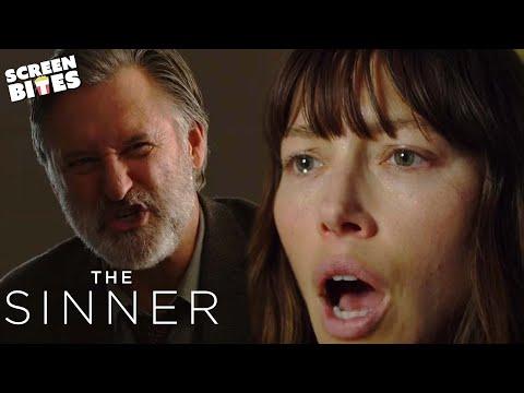 Cora Tries To Kill Detective Ambrose | The Sinner | SceneScreen