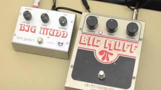 Tym Guitars Big Mudd Ramhead