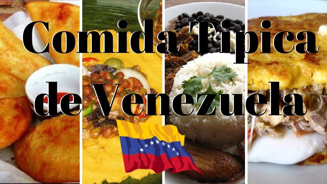 Comida Tipica De Venezuela Platillos Tradicionales De Todas Las