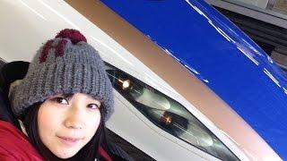 北陸新幹線開業初日 金沢・富山に行ってきました thumbnail