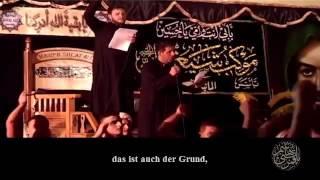 Mulla Fadhil al-Karbalai & Mulla Haydar al-Attar - Ich bin verrückt nach Abbas! [GER SUB]