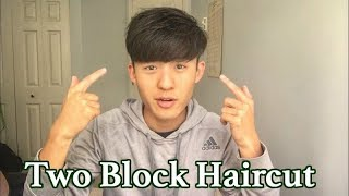 Two Block Haircut - What To Tell Your Barber
