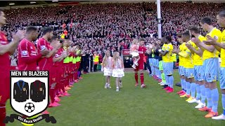 Men in Blazers: Steven Gerrard's Final Liverpool Game