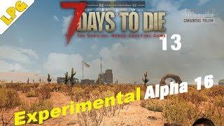 7 Days to Die Alpha 16 deutsch [13] Auf zur nächsten Stadt [Random Gen|7dtd|german]