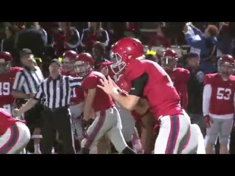 Week 8 Football: Montgomery Bell Academy at Brentwood Academy