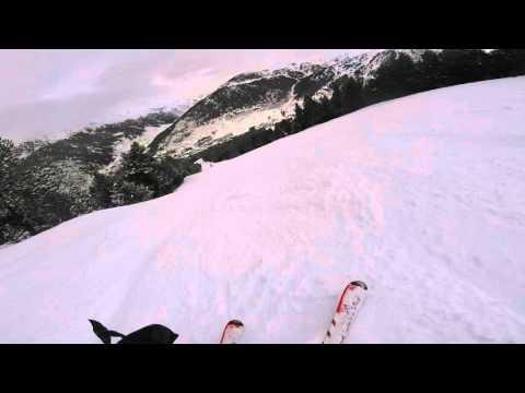 andorra skiing feb 2016 soldeu black run