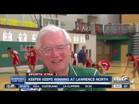 Jack Keefer keeps winning at Lawrence North High School