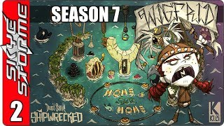 Don't Starve Shipwrecked S7E2 ►Best Start Ever!◀