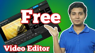 100%  Free Video Editing Software Full Review in Bangla