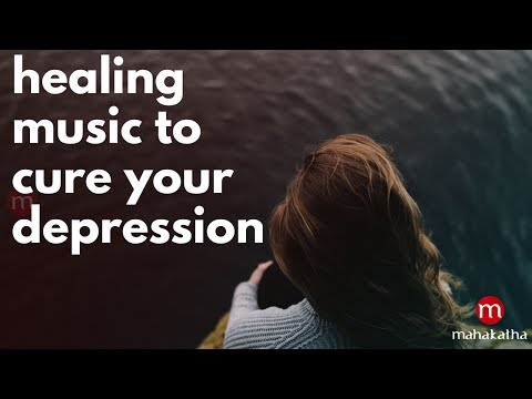 ANCIENT* HEALING MUSIC FOR DEPRESSION❯ FEAT - NATABHAIRAVI RAAG ❯ FEEL REFRESHED IN 15 MINS ❯