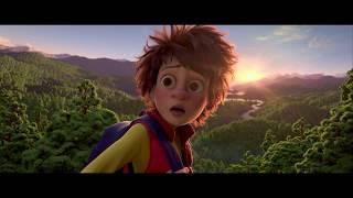 SON OF BIGFOOT - Official Trailer - An Original Animation
