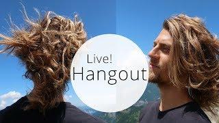 LIVE! - Hangout   Persönliche Neuigkeiten + Emotional, psychische Entgiftung + Fasten!