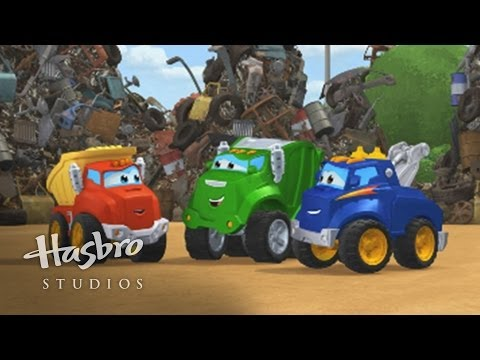 "The Adventures of Chuck & Friends - Singalong ""Trucks Fly"""