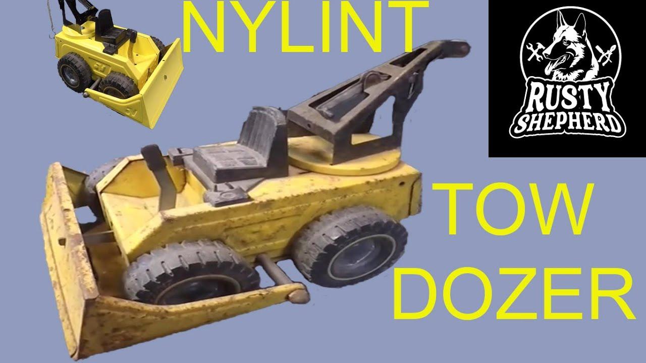 Nylint Tow/Dozer Restoration.