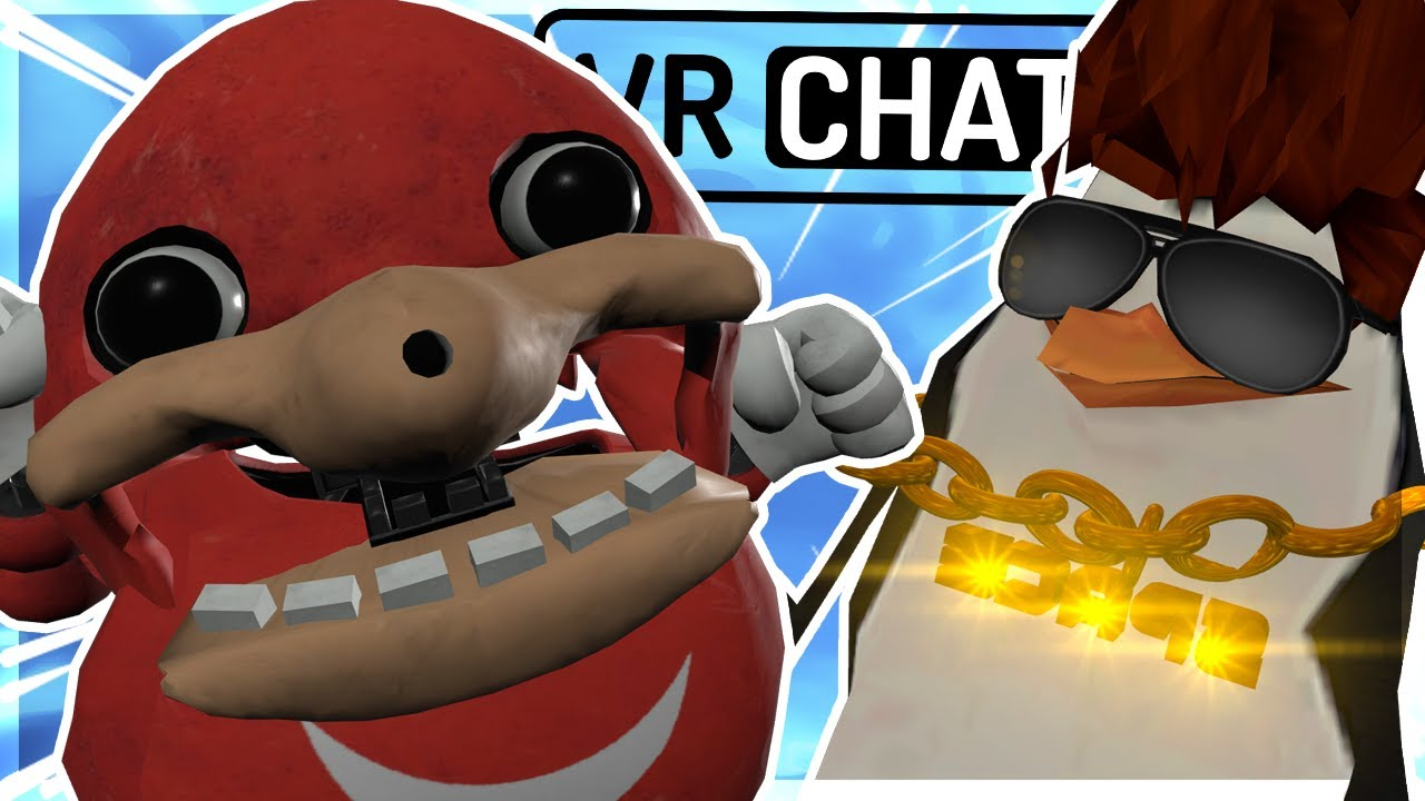 [VRChat] UGANDAN KNUCKLES FIVE NIGHTS AT FREDDY'S!? (EPIC Animations, Avatars + FUNNY MOMENTS!)