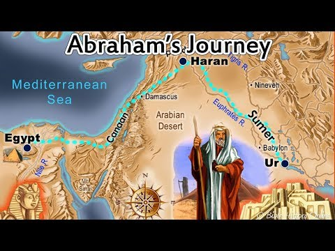 Abraham's Journey - Interesting Facts