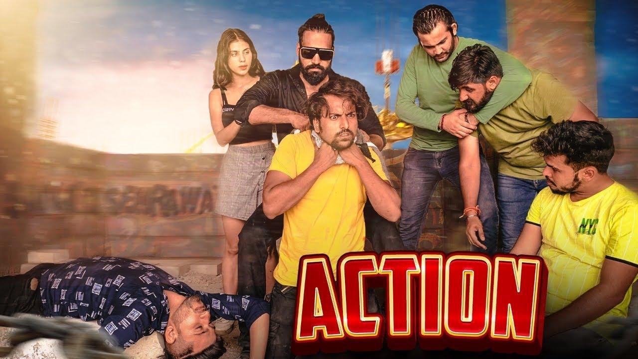 Action   Sher Singh   Sanju Sehrawat