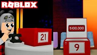 Doğru Kutuyu Seçersen Zengin Olursun!! - Panda ile Roblox Deal or No Deal