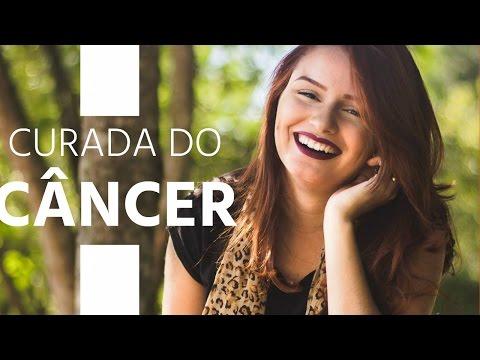 Cura do câncer, meu testemunho por Nicole Eberharte