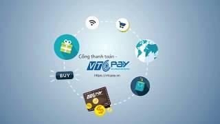 Hướng dẫn thanh toán cước truyền hình VTC tại VTC Pay