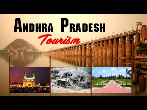 Tourist Places in Andra Pradesh| India Tourism Attractions | South India Tourism in English