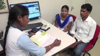 Steps in Your First Visit at Krishna IVF Clinic, Visakhapatnam, Andhra Pradesh, India.
