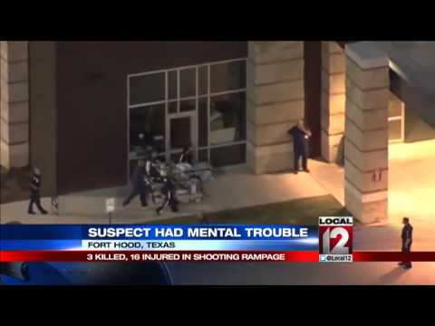 Fort Hood gunman had unstable mental condition