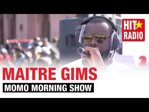 MAITRE GIMS VS SERPENT - واش كايخاف ميطر جيمس من الحنش