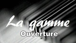 """musique de film - Ouverture """"La gamme"""" - composition Piano"""