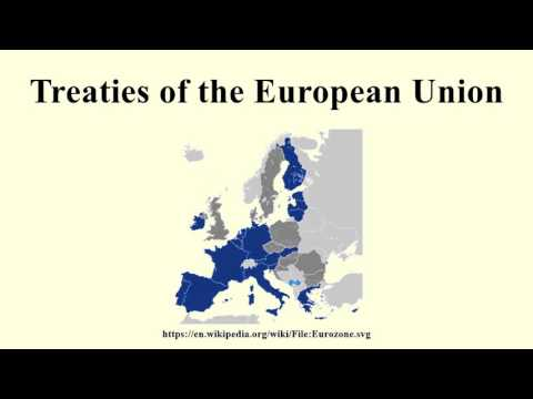 Treaties of the European Union