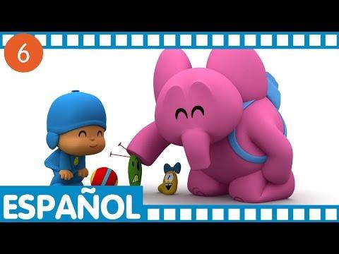 Pocoyó - Media hora en español (S01 E21-24)