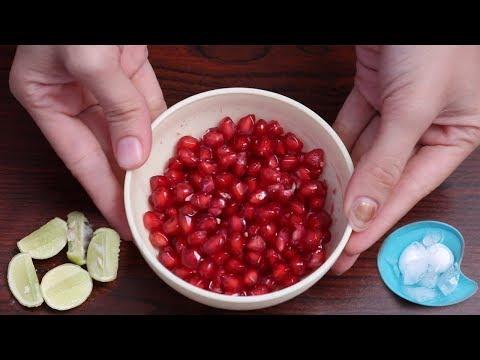 Surprising 5 Kitchen Tricks – Food Hacks || Pomegranate, Boil Egg, Lemon, Garlic, Ginger