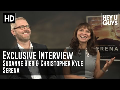 Suzanne Bier and Christopher Kyle Interview - Serena Mp3