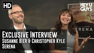 Suzanne Bier and Christopher Kyle Interview - Serena