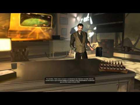 GUÍA | Deus Ex - Human Revolution | Parte 1 Prólogo