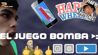 EL JUEGO BOMBA / HAPPY WHEELS #1- ALEX4EVER