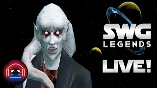 Halloween Monster Mashing - Star Wars Galaxies Legends LIVE!